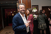 MARK HIX, Rocco Forte's Brown's Hotel Hosts 175th Anniversary Party, Browns Hotel. Albermarle St. London. 16 May 2013