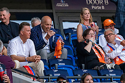 07-07-2019 FRA: Final USA - Netherlands, Lyon<br /> FIFA Women's World Cup France final match between United States of America and Netherlands at Parc Olympique Lyonnais. USA won 2-0 / Support Louis van Gaal