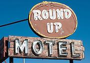 Round Up Motel, West Yellowstone, Montana