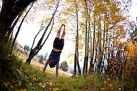 Jason Crandel at Estes Park, COLORADO