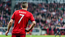03.05.2016, Allianz Arena, Muenchen, GER, UEFA CL, FC Bayern Muenchen vs Atletico Madrid, Halbfinale, Rueckspiel, im Bild Franck Ribery (FC Bayern Muenchen) // Franck Ribery (FC Bayern Muenchen) during the UEFA Champions League semi Final, 2nd Leg match between FC Bayern Munich and Atletico Madrid at the Allianz Arena in Muenchen, Germany on 2016/05/03. EXPA Pictures © 2016, PhotoCredit: EXPA/ JFK