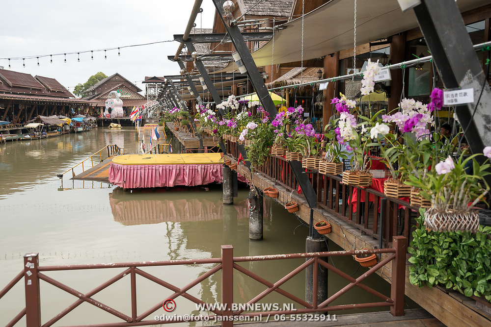 THA/Pattaya/20180722 - Vakantie Thailand 2018, Pattaya Floating Market