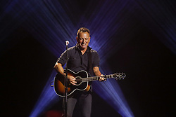 September 30, 2017 - Toronto, ON, Canada - TORONTO, ON - SEPTEMBER 30  -   Bruce Springsteen rocks the crowd during the Invictus Games Closing Ceremony. September 30, 2017.  Bernard Weil/Toronto Star (Credit Image: © Bernard Weil/The Toronto Star via ZUMA Wire)