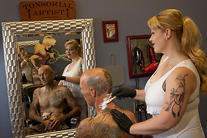 Kathleen, Tattoo + You, A Photo Story of Body Ink