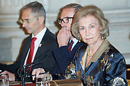 112219 Queen Sofia attends the 28th edition of the Reina Sofía Iberoamerican Poetry Award