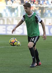 November 19, 2017 - Genoa, Italy - Daniele Rugani during Serie A match between Sampdoria v Juventus, in Genova, on November 19, 2017  (Credit Image: © Loris Roselli/NurPhoto via ZUMA Press)