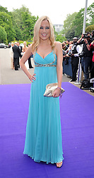 IMOGEN LLOYD WEBBER at The Butterfly Ball in aid of the Caudwell Children Charity held in Battersea park, London on 14th May 2009.
