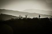MBR cover shoot. Las Alpujarras mountains. Spain 2.3.06