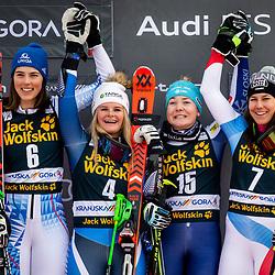 20200215: SLO, Alpine Ski - FIS Ski World Cup Giant Slalom Women, Golden Fox in Kranjska Gora