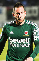 Remy Amieux of Red Star during the French Ligue 2 match between Red Star and Auxerre on 14th March, 2016.<br /> Photo : Philippe Le Brech / Icon Sport