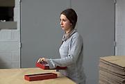 Coffretpack, Usine de cartonnage, L'aigle