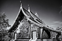The simply magnificent Sim in the fascinating Wat Xieng Thong in Luang Prabang, Laos.