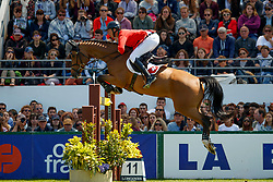 Jufer Alain, SUI, Rahmannshof Tic Tac<br /> Longines FEI Jumping Nations Cup de France<br /> La Baule 2018<br /> © Hippo Foto - Dirk Caremans<br /> 20/05/2018