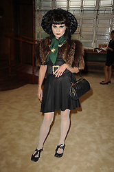 PRINCESS JULIA at a screening of a short film directed by Willem Jaspert and Stephen Langmanis to celebrate the launch of Bella Freud and Susie Bick's first design collaboration held at Town Hall, 8 Patriot Square, London E2 on 6th September 2010.