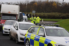 Police Road Safety Campaign Launched | Glenrothes | 6 December 2017