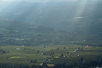 Scenic image of the Hood River Valley, OR