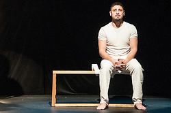 August 3, 2017 - Hugo Bonemer e Daniel Rocha durante passagem de cena e coletiva de imprensa da comédia dramática Frames. Teatro MorumbiShopping. (Credit Image: © FáBio Guinalz/Fotoarena via ZUMA Press)