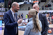 DESCRIZIONE : Trento Beko All Star Game 2016<br /> GIOCATORE : Paola Ellisse Maurizio Buscaglia Massimiliano Menetti<br /> CATEGORIA : Fair Play Before Pregame Allenatore Coach<br /> SQUADRA : Sky Sport TV<br /> EVENTO : Beko All Star Game 2016<br /> GARA : Beko All Star Game 2016<br /> DATA : 10/01/2016<br /> SPORT : Pallacanestro <br /> AUTORE : Agenzia Ciamillo-Castoria/L.Canu