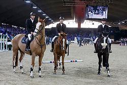 Team Querlybet Hero <br /> Van Looveren Dimitri - Forever<br /> Van den Bergh Pieter - Fleur d'Hiver<br /> Van Looveren Joeri - Flavio<br /> Dario Cup<br /> Vlaanderen Kerstjumping - Memorial Eric Wauters - <br /> Mechelen 2015<br /> © Hippo Foto - Dirk Caremans<br /> 27/12/15