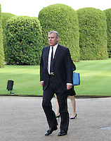 Prince Andrew, Duke of York English National Ballet Summer Party, The Orangery, Kensington Palace, London, UK, 29 June 2011:  Contact: Rich@Piqtured.com +44(0)7941 079620 (Picture by Richard Goldschmidt)