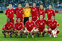 Fotball <br /> FIFA World Youth Championships 2005<br /> Tilburg<br /> Nederland / Holland<br /> 12.06.2005<br /> Foto: ProShots/Digitalsport<br /> <br /> Syria v Canada<br /> <br /> Canada