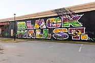 Black Wall Street Greenwood District Tulsa