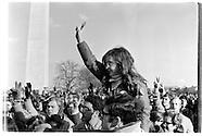 Anti-War March On Washington 1969
