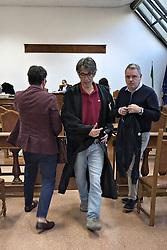 PM ANDREA MAGGIONI<br /> UDIENZA IGOR VACLAVIC TRIBUNALE FERRARA