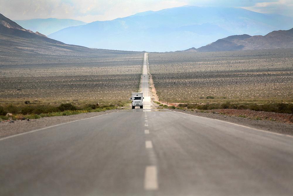 Recta del Tin Tin, Salta province, Argentina