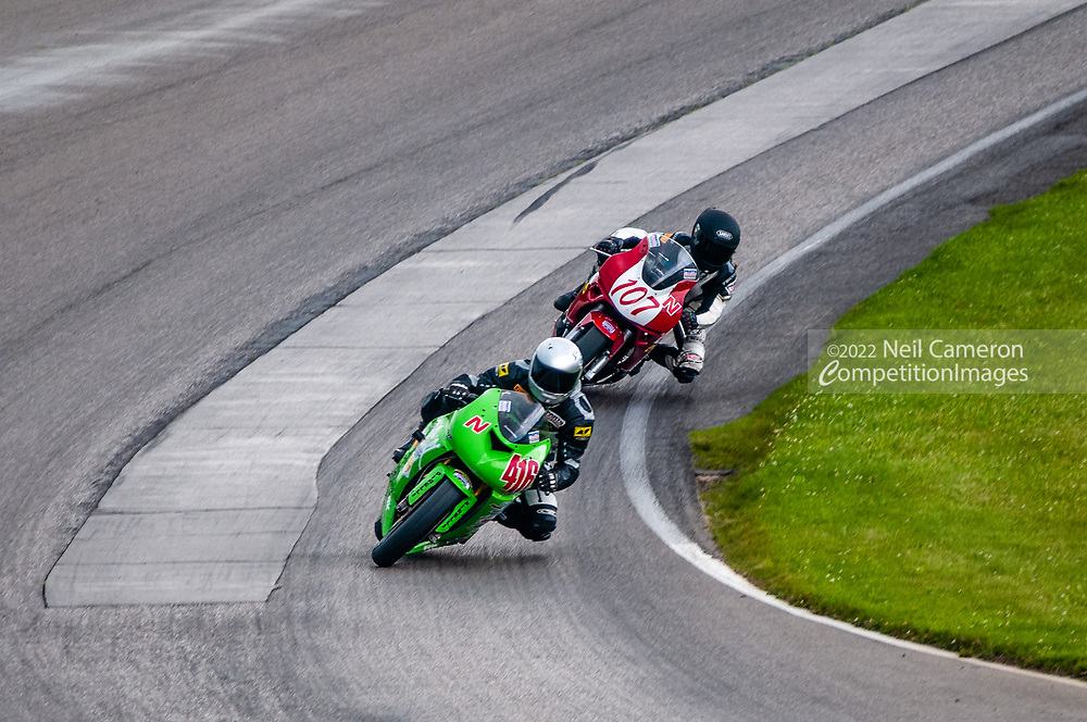 Canadian Superbike Championship - Rounds 3 and 4, Mosport/Canadian Tire Motorsports Park, Bowmanville, Ontario - 19 - 20 July 2008