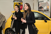 FEDERICA SERRAIOCCO; ANTONELLA CASIRAGHI, Ransom Art presents Terry O'Niell Private View @ Fiat Chrysler Motor Village, Marylebone London. 21 April 2016