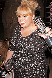 LONDON - June 04: Rebel Wilson leaving the Glamour Awards 2013 (Photo by Brett D. Cove) /LNP © Licensed to London News Pictures.
