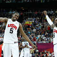 Olympic Games (basketball) - London 2012