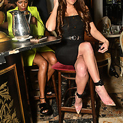 Lois Bowden Bachelor girls contestant attend The Bachelor UK 2019 launch night - The girls private screening on Channel 5 at Beach Blanket Babylon on 4 March 2019, London, UK