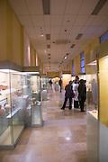 Greece, Athens, Interior of the Agora museum in the Stoa of Attalos