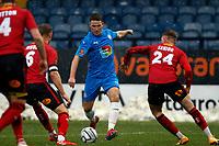 John Rooney. Stockport County FC 2-2 Altrincham FC. Vanarama National League. 2.1.21