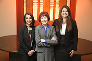 SHOT 12/4/19 11:25:02 AM - McGuane & Hogan, P.C., a Colorado family law firm located in Denver, Co. Includes attorneys Kathleen Ann Hogan, Halleh T. Omidi and Katie P. Ahles. (Photo by Marc Piscotty / © 2019)