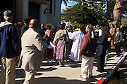 14 April 2012-Santa Barbara, CA: Babatunde Folayemi Memorial Service at First United Methodist Church, 305 East Anapamu Street, Santa Barbara, CA. Family and friends gathered immediately following the service for refreshments and sharing in the Fellowship Hall of the church.<br />