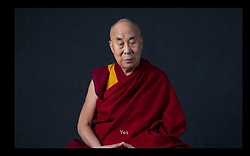 The Dalai Lama will be releasing his first album, 'Inner World', to celebrate his 85th Birthday on July 6. 'Compassion', the first track from the spiritual leader's upcoming record, is available to listen to now and sees him reciting the mantra of the Buddha of Compassion. Video grab via ABACAPRESS.COM