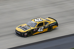 October 5, 2018 - Dover, Delaware, United States of America - John Hunter Nemechek (42) takes to the track to practice for the Bar Harbor 200 at Dover International Speedway in Dover, Delaware. (Credit Image: © Justin R. Noe Asp Inc/ASP via ZUMA Wire)
