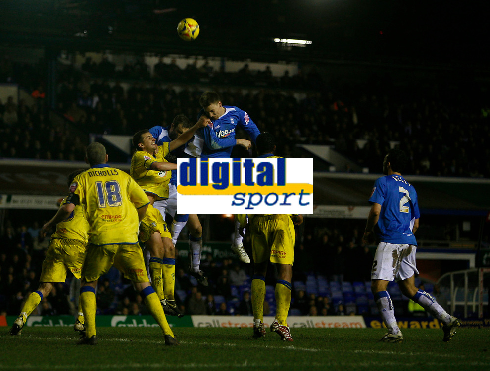 Goalmouth action as Birmingham attack