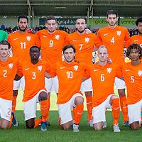 20151011 Jong Oranje - Jong Slowakije 1-3