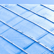 roof underlay and cladding