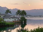 Kaneohe Bay, Oahu, Hawaii