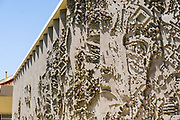 Vhils work at GS1 at CENTER FOR INNOVATION AND COMPETITIVENESS