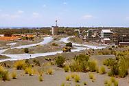 13-02-2016 -  Foto Cullinan diamantmijn: algemeen. Genomen tijdens tour bij Petra Cullinan Diamantmijn in Cullinan, Zuid-Afrika.