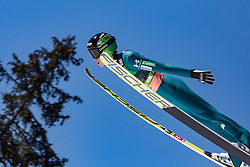 Peter Prevec (SLO) during the 1st round of the Ski Flying Hill Individual Competition at Day 4 of FIS Ski Jumping World Cup Final 2019, on March 24, 2019 in Planica, Slovenia. Photo Peter Podobnik / Sportida