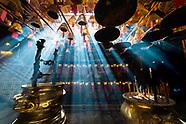 Hong Kong Series: Man Mo Temple