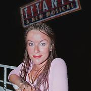 1e repetitiedag Titanic, Annick Boer