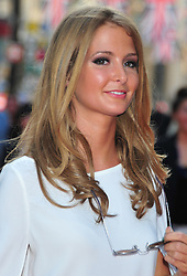 """© Licensed to London News Pictures. 30/05/2012. Watford, England. Millie Mackintosh attends the world premiere of """"ILL MANNERS"""" featuring Plan B at The Empire Liecester Square London   Photo credit : ALAN ROXBOROUGH/LNP"""